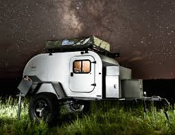 offroad teardrop camper rvs campers and trailers curbed