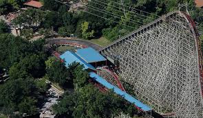 Texas Giant Six Flags Police Workers Recall Six Flags Coaster Glitches The Baylor Lariat