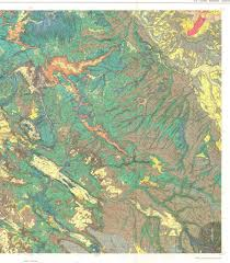 Map Of Moab Utah by Moab 1x2 Geologic Map Maplets