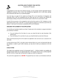Authorization Letter For Bank Withdrawal In India Australian Visa Notes Postgraduate Education Diploma
