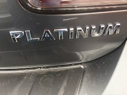 nissan armada 2017 gun metallic new 2017 nissan armada platinum 4d sport utility in mattoon