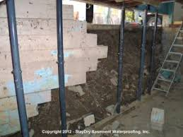 Leaky Basement Repair Cost by Staydry Michigan Foundation Repair Best Customer Service