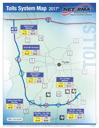 Florida Toll Road Map by Toll Map U0026 Rates Netrma