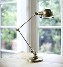 Brushed Steel Desk Lamp Desk Architect Style Adjustable Desk Lamp From Lamps Plus Udbina