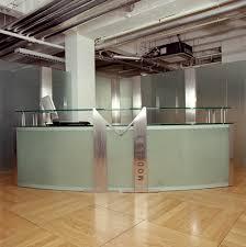 Reception Desk Glass Designconstructionsyndicate Models 1 Gallery