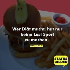 sport sprüche wer diät macht hat nur keine lust sport zu machen lustige