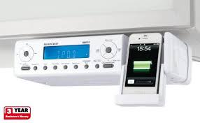 radio cuisine lidl lidl kitchen radio ipod dock uk sonoclock cabinet kitchen radio