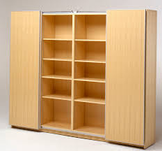 File Cabinet Wood by Tall Filing Cabinet Wooden With Sliding Door Contemporary