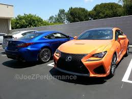 lexus usa models molten pearl rc f carbon package