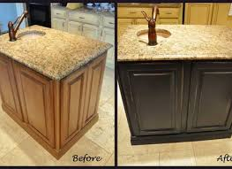 diy painting stained kitchen cabinets diy painting stained kitchen