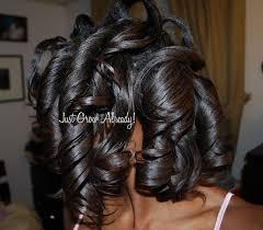 Roller Set Hairstyles Best 25 Roller Set Hairstyles Ideas On Pinterest Vintage Waves
