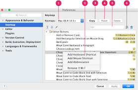 keyboard shortcuts android studio