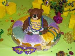 mardi gras baby mardi gras theme king cake baby shower cake cakecentral