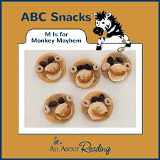 119 best abc snacks images on pinterest snacks alphabet and for