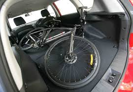 hatchback cars inside best car for mountain bikers ride more bikes