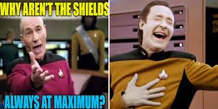 Makes No Sense Meme - 15 star trek memes that prove tng makes no sense release mama