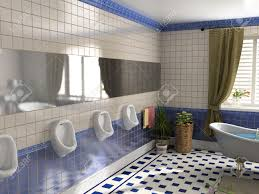 the luxury toilet interior 3d rendering stock photo picture and