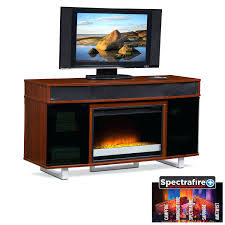 tv stand lowes tv stand with fireplace junsaus 112 pacer black