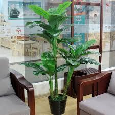design modest fake plants for living room decorative plants for