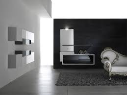 Contemporary Bathroom Cabinets - contemporary bathroom vanities black and white