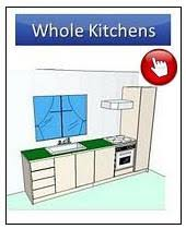 Flat Pack Kitchen Cabinets diy rta custom flat pack kitchen cabinets wardrobe laundries