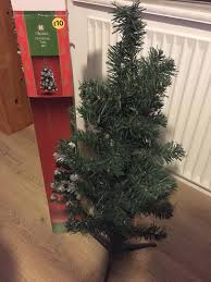 3ft artificial tree in lincoln lincolnshire gumtree