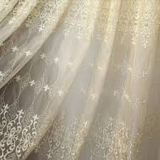 Embroidered Sheer Curtains Amusing Curtain Embroidered Sheer Curtains Fabric For Sheers
