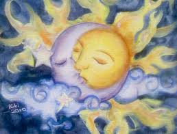 sun and the moon by kikisang3ls on deviantart