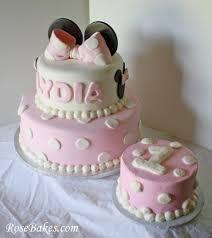 minnie mouse 1st birthday cake minnie mouse birthday cake