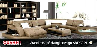 grand canap d angle convertible 6 8 places fascinant grand canap pas cher canape 8 places 10 canapac dangle