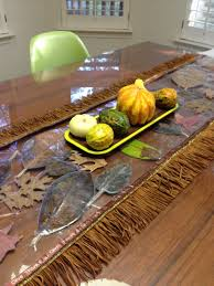 Fall Table Runners by 33 Creative Diy Table Runners Ideas Table Decorating Ideas