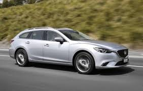 mazda 6 sport wagon 2016 mazda6 range in australia updated with added safety tech