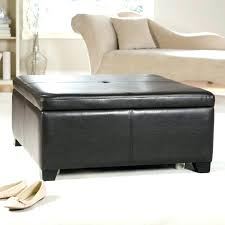 Leather Ottoman Coffee Table Rectangle Ottoman Coffee Table White Ottoman White Ottoman