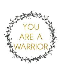 printable recovery quotes you are a warrior printable quote free printable quotes printable