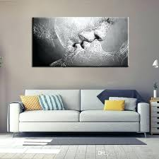 living room wall art painting for bedroom matte canvas wall art spray paintings