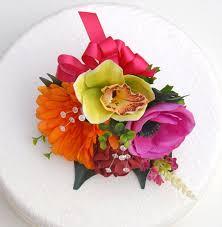fake wedding cake supplies cannytastic flowers artificial