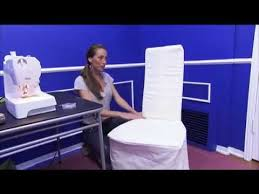 How To Make A Wing Chair Slipcover How To Make A Slipcover Youtube