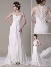 milanoo robe de mari e robes de mariée taille empire milanoo