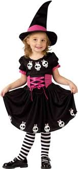 toddler witch costume skull witch toddler costume