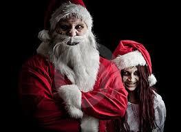 merry christmas happy 2017 dark horror games