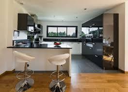 sejour et cuisine ouverte modele de cuisine ouverte sur sejour housezone info