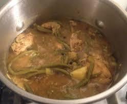 cuisine guyanaise colombo de porc à la guyanaise recette de colombo de porc à la