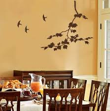 Best Wall Painting Idea Images On Pinterest Wall Paintings - Dining room wall paint ideas