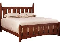 stickley furniture 89 672 q mfb harvey ellis bed queen mfb