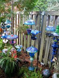 donna s at mourning dove cottage whimsical garden ls and