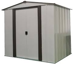 Suncast Horizontal Utility Shed Bms2500 by Amazon Com Arrow Shed Newburgh Shed 6