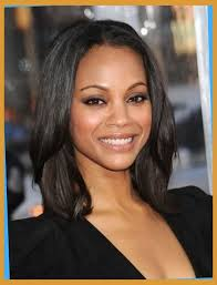 natural hairstyles for medium length hair african american