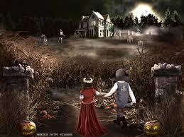 dark halloween wallpaper trick r treat horror thriller dark halloween movie film 3