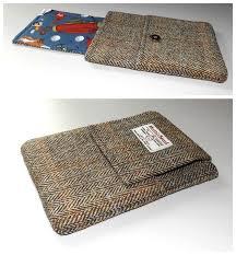 harris tweed ipad mini cover
