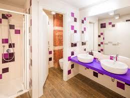 venezia premium home theater room private bathroom at generator hostel venice hostel pinterest